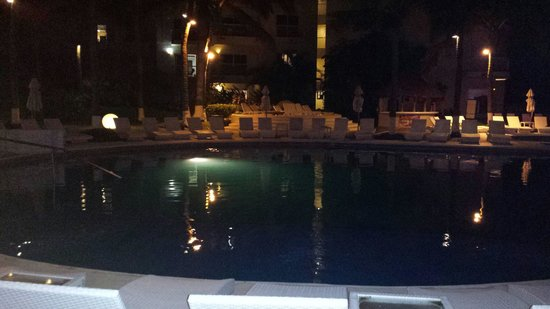 Bel Air Collection Resort & Spa Vallarta : La gran tranquilidad de la noche.