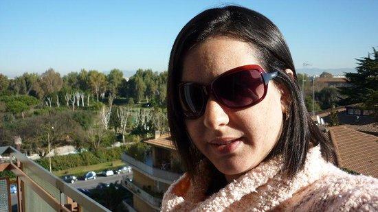 Residence Garden : Noites tranquilas e dias lindos em Roma