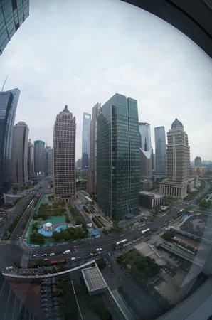 Grand Kempinski Hotel Shanghai: 22 этаж