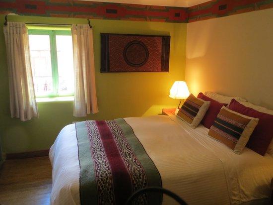 Pisac Inn : room