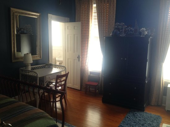 Fairview Inn Bed & Breakfast : Fun Room