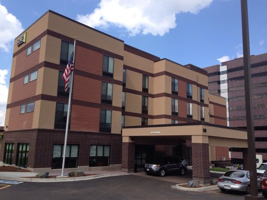 Home2 Suites by Hilton Denver West - Federal Center: Good location just off Union and 2nd