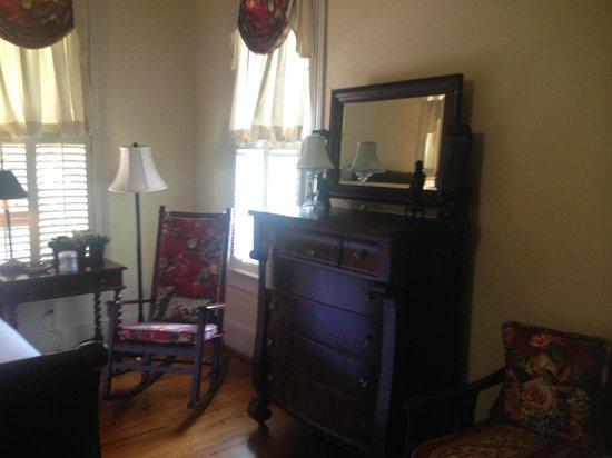 Fairview Inn Bed & Breakfast: Christmas Room