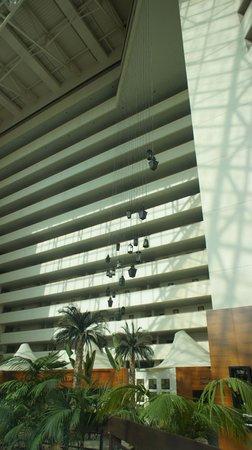 Radisson Blu Resort Sharjah : Внутри отеля