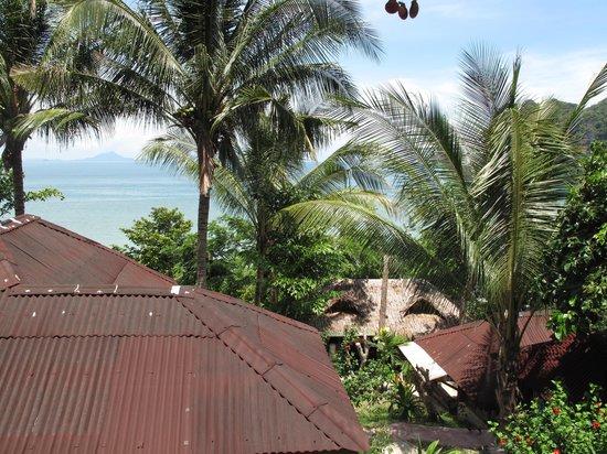 Railay Garden View Resort: view