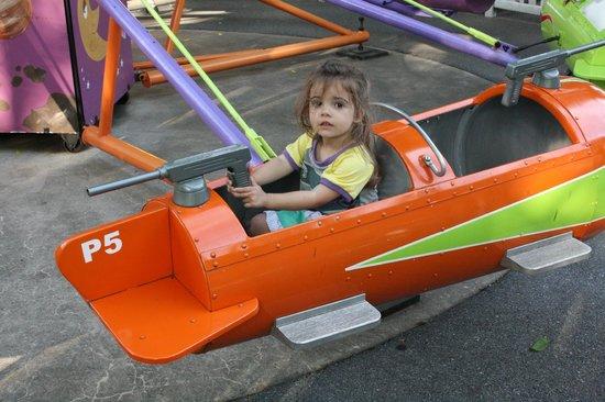 Dutch Wonderland: More plane rides
