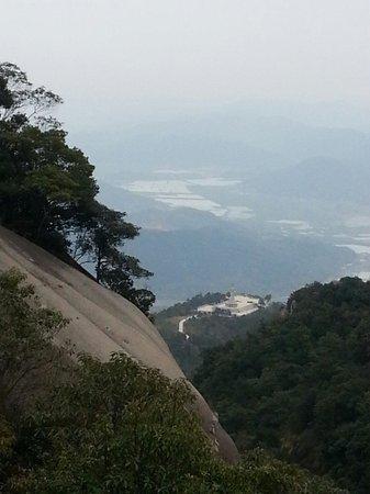 Taimu Mountain Scenic Resort: 太美了