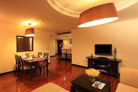 Bandara Suites Silom, Bangkok: Bandara Suite