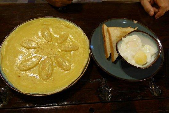 Yangshuo Tea Cozy: Delicious breakfast