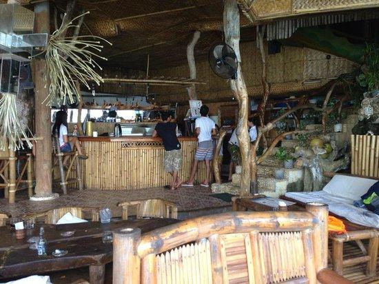 Spider House Resort: The Bar / Cafe