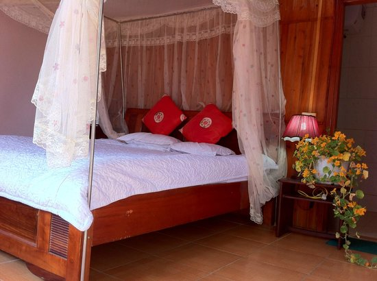 Green Valley Hotel: Double room with views