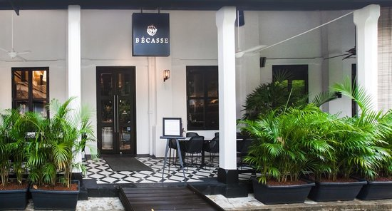 Bécasse Restaurant