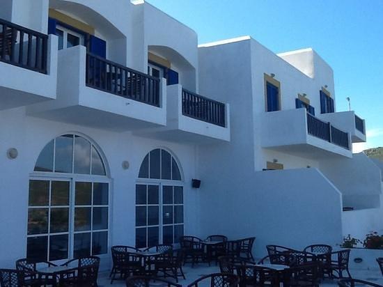 Patmos Paradise Hotel : hotel