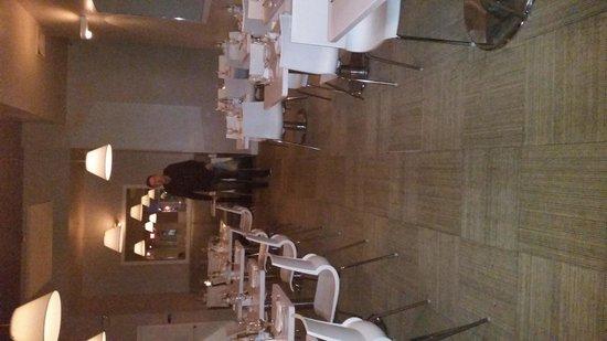 Stella: dining area