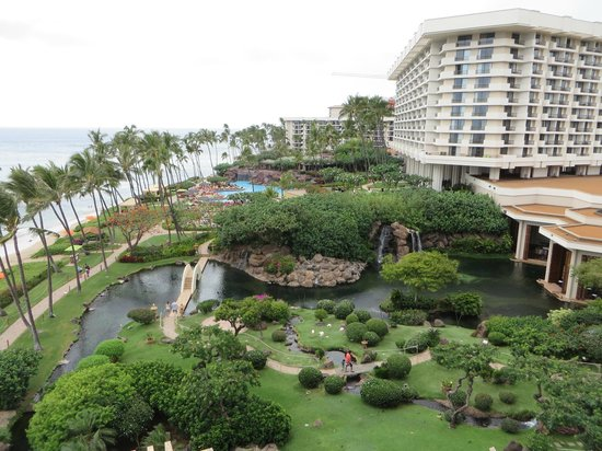 Hyatt Regency Maui Resort and Spa: View From Deluxe Ocean Front Suite 679