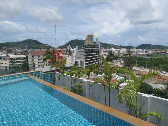 Patong Mansion Hotel: pool 2