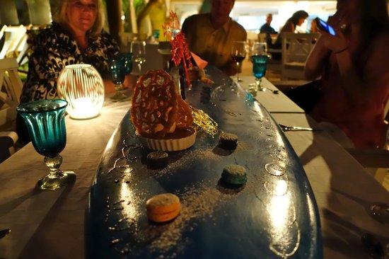 Café des Artistes: Dessert is a Must