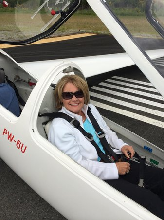 Vancouver Island Soaring Centre: I'm ready to soar!