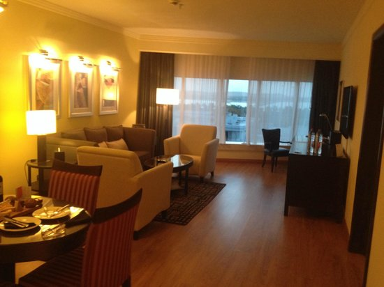 Le Royal Meridien Abu Dhabi : Royal Suite