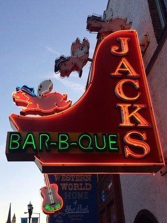 Jack's Bar-B-Que: jacks