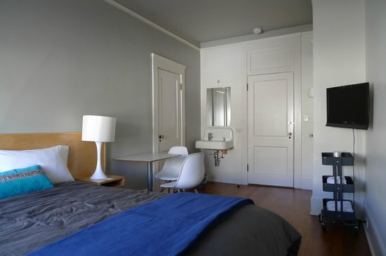 Norblad Hotel: Room 207