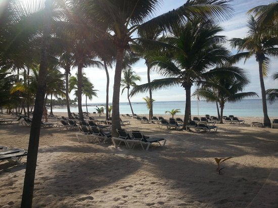 Barcelo Maya Caribe: Beach