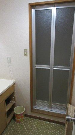 HIRAIZUMI Hotel Musashibo : Shower room