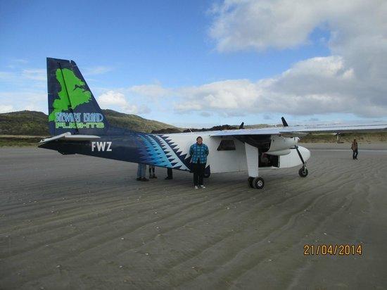 Stewart Island Flights: Mason Bay, Stewart Island