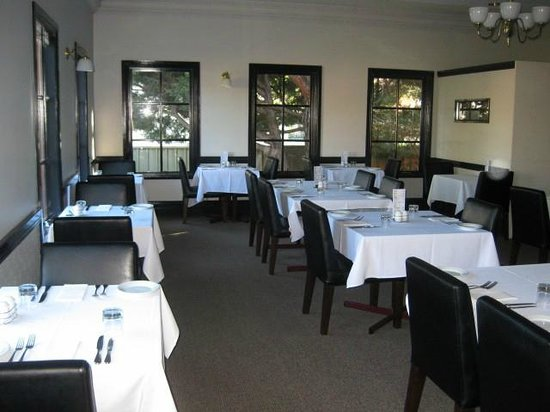 Mercure Port of Echuca: Dining/breakfast room..