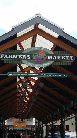 Findlay Market: Entrance