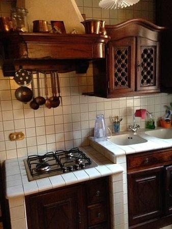 Ca' Barba  Apartment : Kitchen