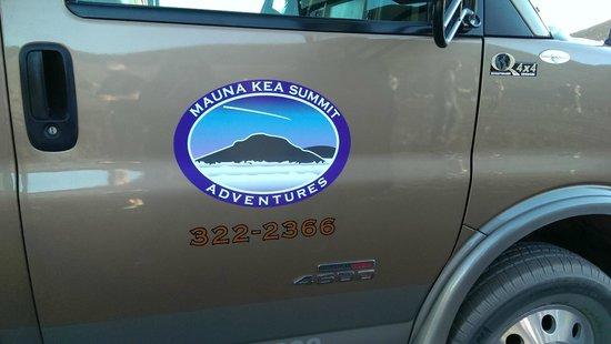 Mauna Kea Summit Adventures: Logo