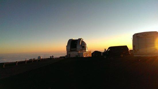 Mauna Kea Summit Adventures: Observatory