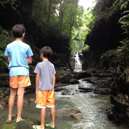 Hidden Valley Springs Resort: The Hidden Valley Waterfall