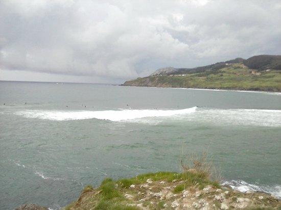 Hotel El Puerto: The wave
