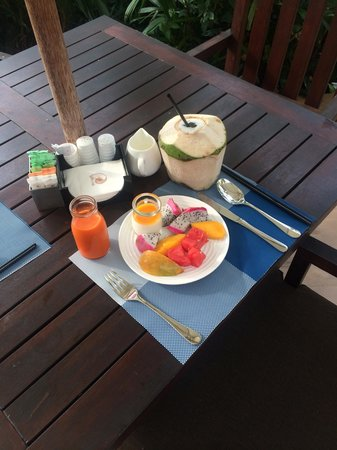 The Ritz-Carlton Sanya, Yalong Bay: Завтрак
