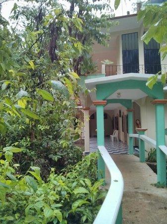 Margarita & Ed's Cabanas : The new complex