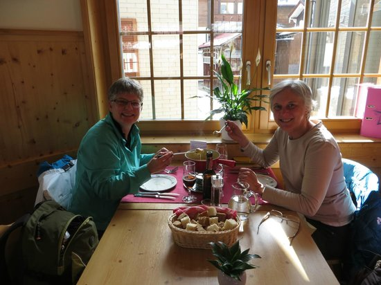 Staeger Stuebli: Swiss Fondue Time