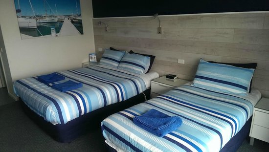 Apollo Bay Waterfront Motor Inn: Ground Floor - Room 8.
