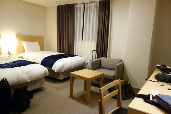 Tower Hill Hotel: deluxe twin room