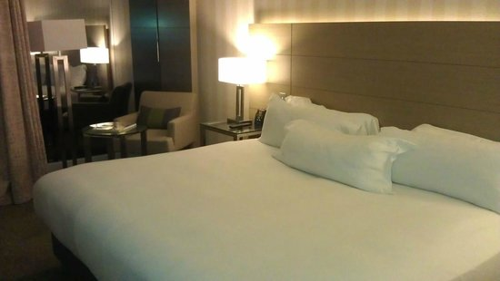 Parmelia Hilton Perth : King room