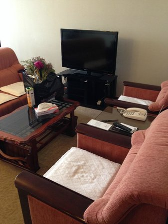 Hotel President : ソファールーム