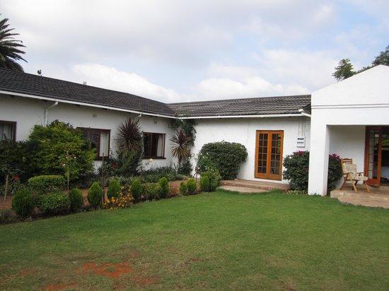 Blue Mango Lodge: Beautiful and peaceful hotel
