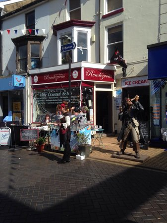 The Brixham Rendezvous: Pirate weekend