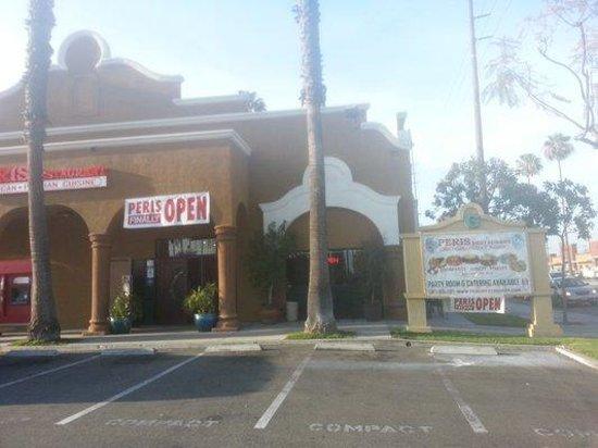 Storefront Picture Of Peris Restaurant Hawaiian Gardens