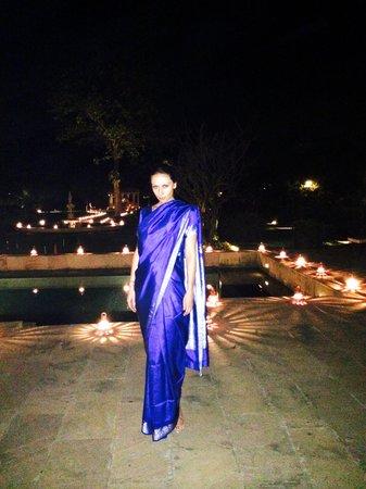 Nadesar Palace Varanasi: Special dinner
