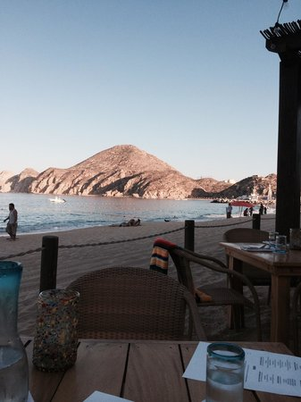 Hacienda Cocina y Cantina : View from our table