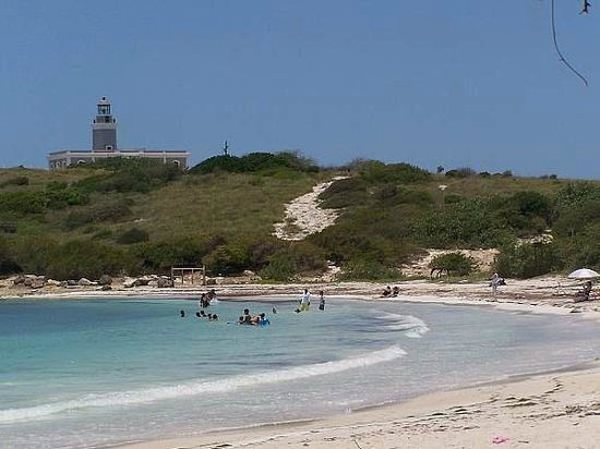 Playa Sucia: Playuela and Los Morrillos Lighthouse