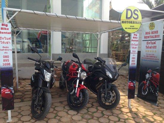 DS Motorbikes