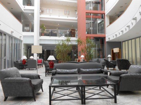Hotel Costa Conil: Hotelhalle
